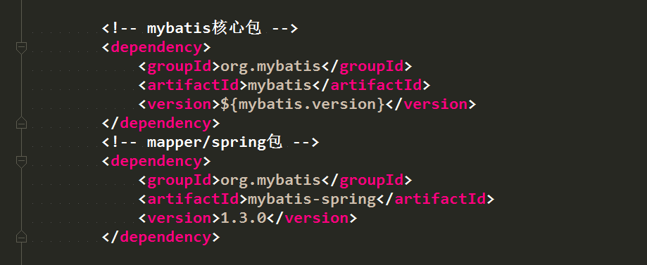 Mybatis 配置· GitBook